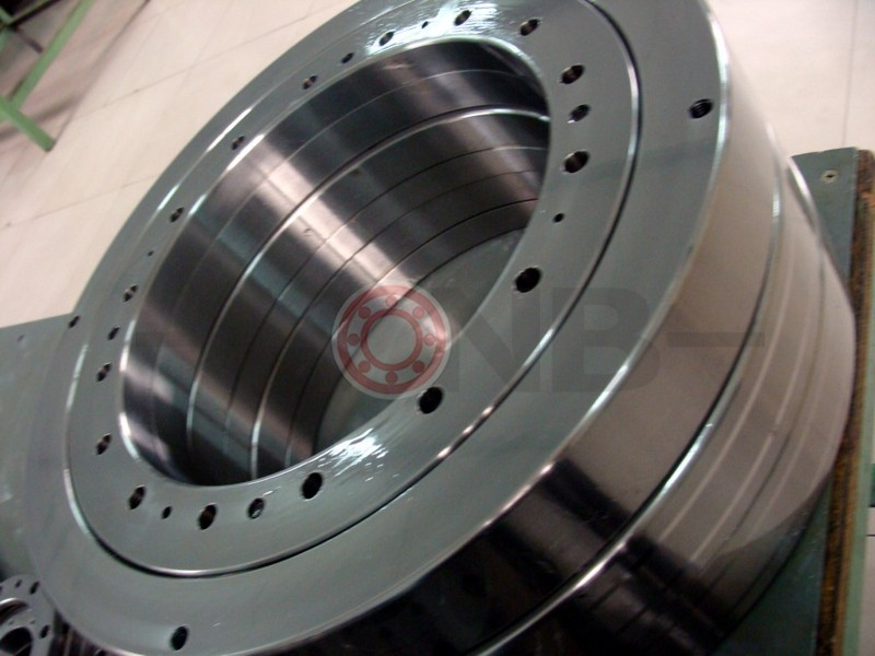 XR/JXR series crossed taper roller bearing